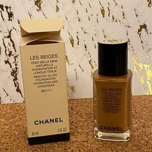 New BD111 CHANEL Les Beiges Foundation!